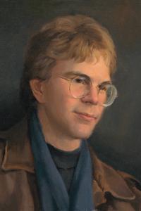 Wire Rim Portrait