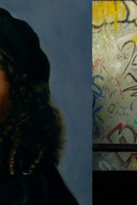 Surdo portrait and figure