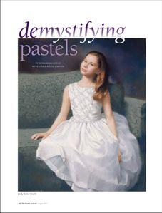 Demystifying Pastels Article by Richard Halstead