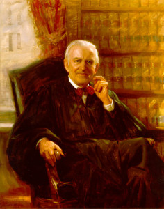 Justice John Paul Stevens, U.S. Supreme Court, by Jim Ingwerson